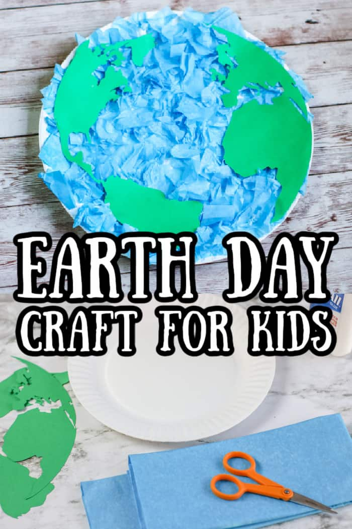 Earth Day Arts and Crafts For Kids