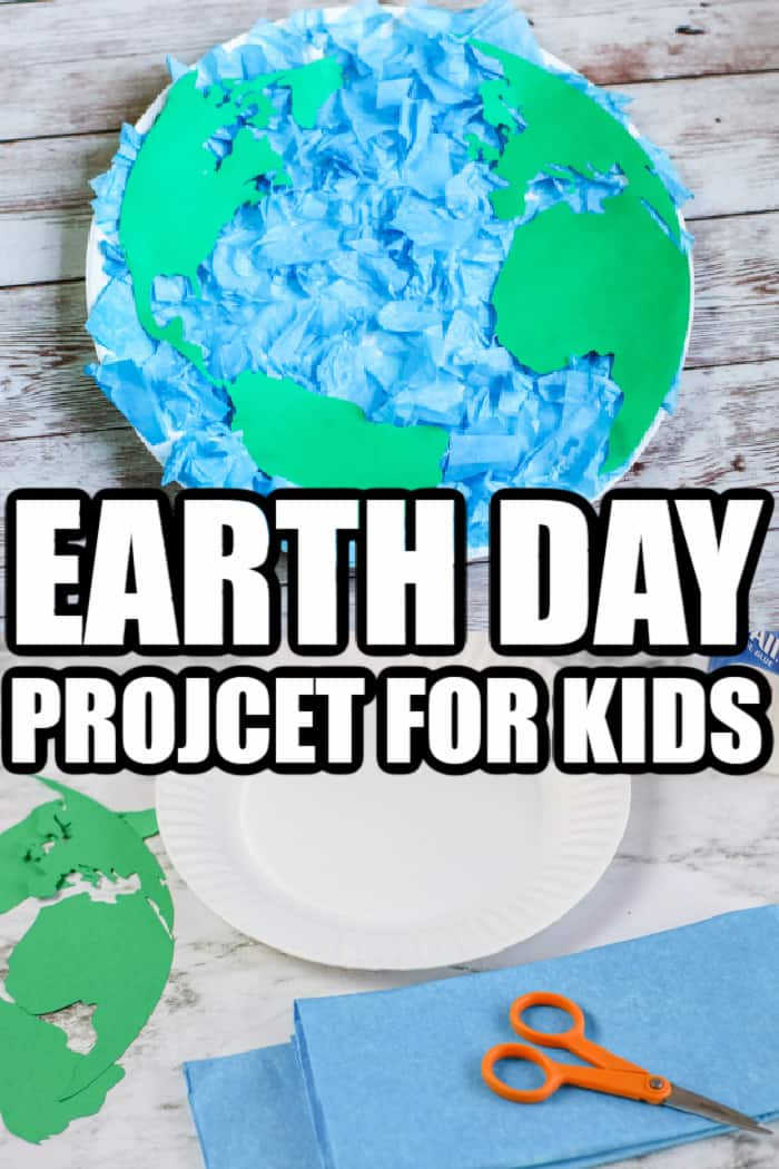Earth Day PRoject for kids