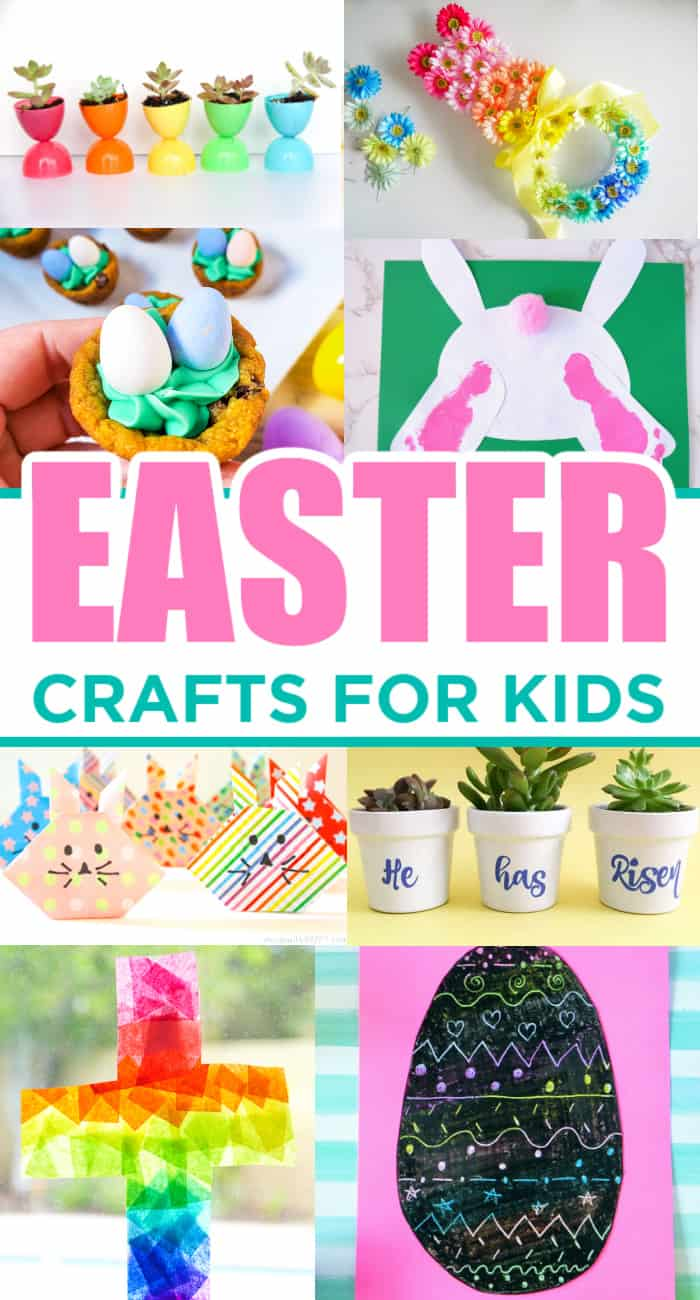 crafts for kids Easter edition
