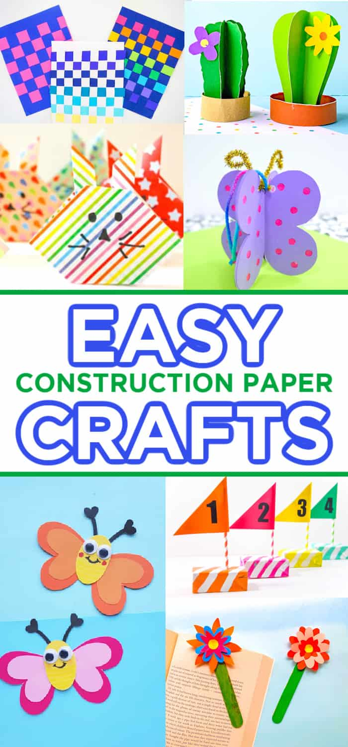 Easy Construction Crafts