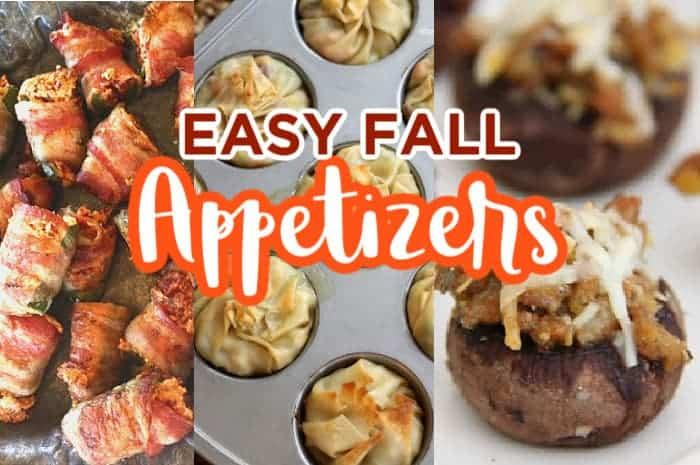 Autumn Appetizer