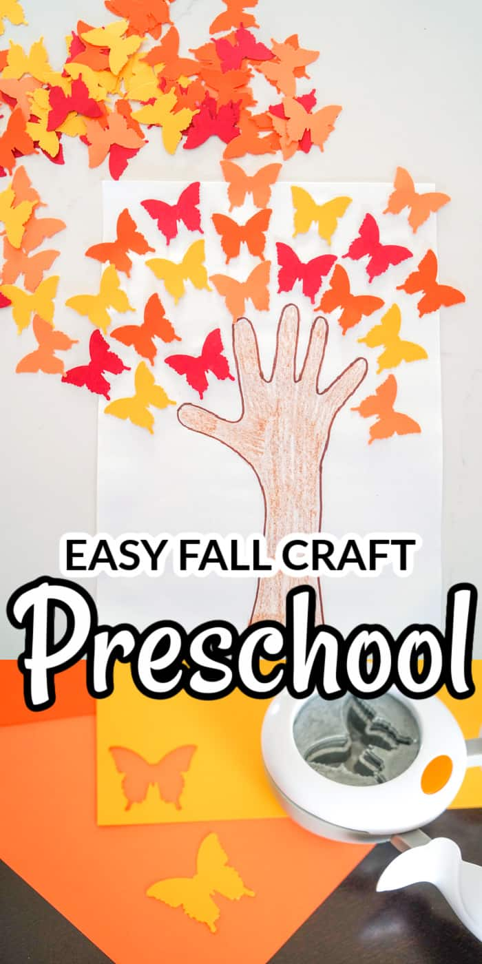 Fall Paper Craft