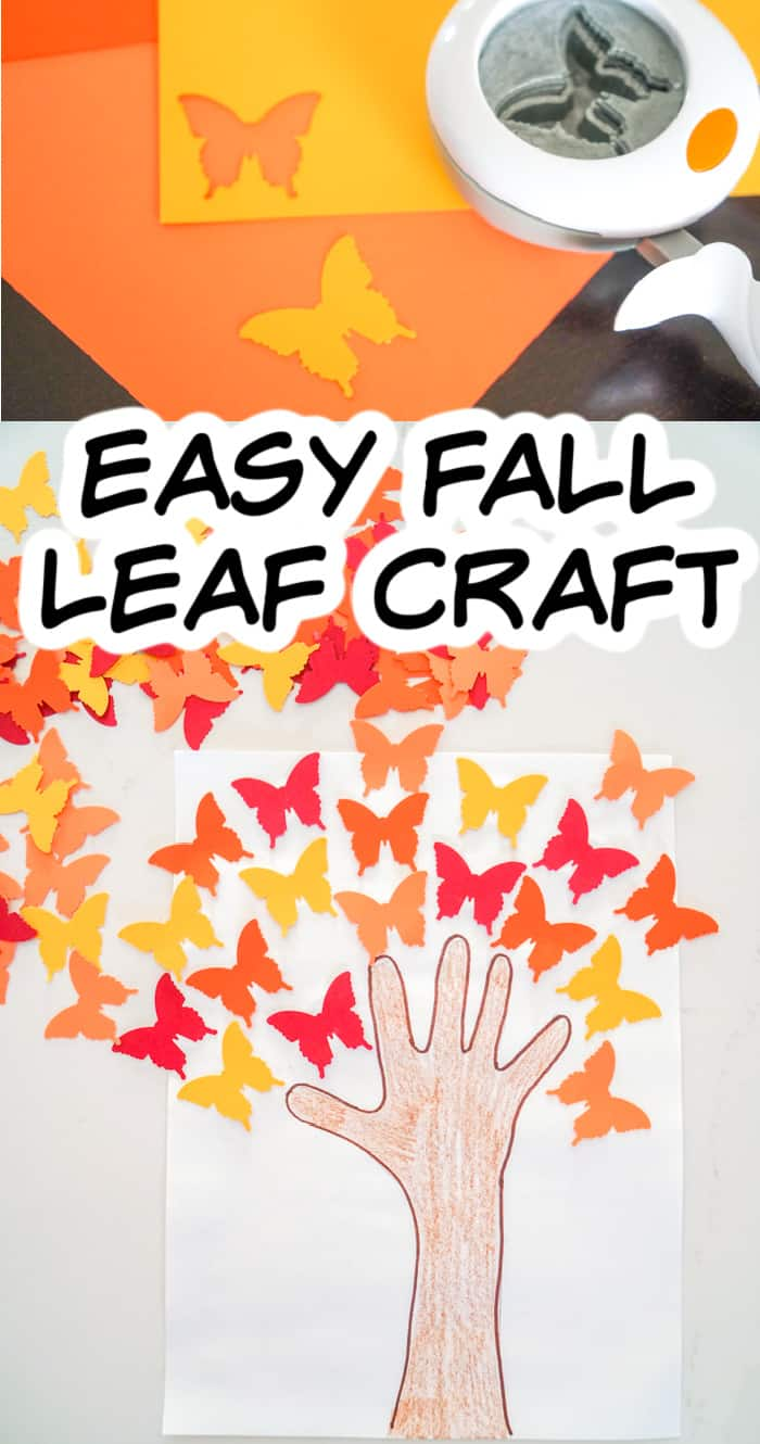 Easy Leaf Craft