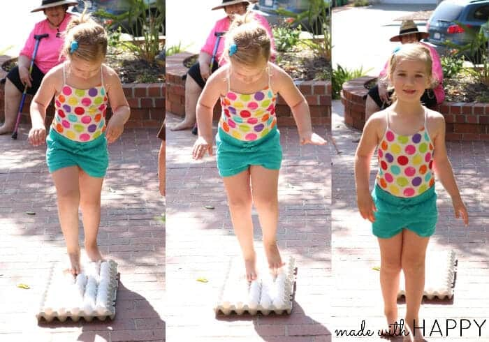 Kids Activities with Eggs | Easter Kids Activities | Fun with Eggs | Kids and Easter | www.madewithHAPPY.com