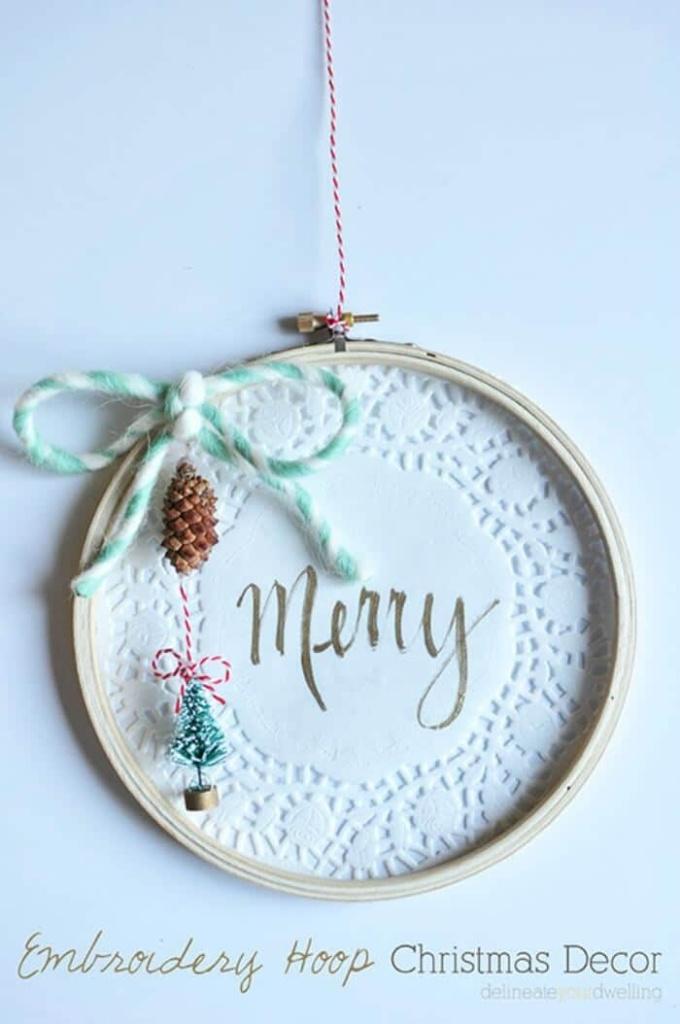 Embroidery-Hoop-Christmas-Decor