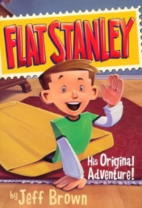 Flat Stanley. Top 10 Chapter Books for young readers. We're sharing our top picks for young readers that are looking for some great chapter books. www.madewithhappy.com