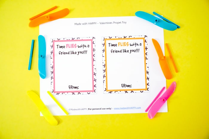 preschool valentine cards