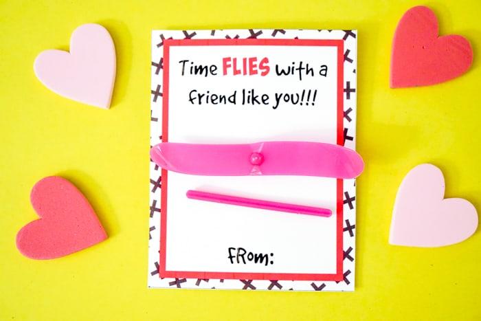 Free Preschool Valentines