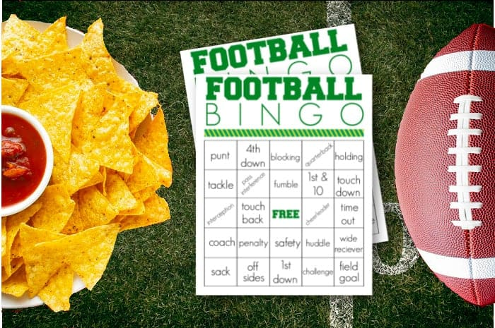 Football printable games