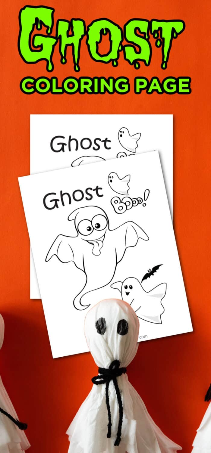 ghost coloring