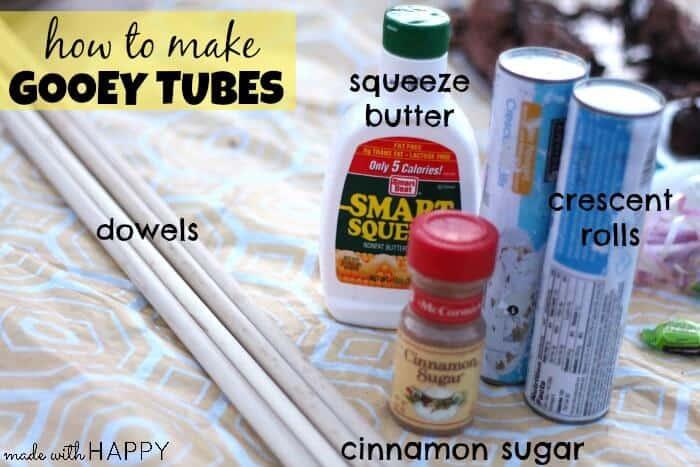 Gooey-Tubes