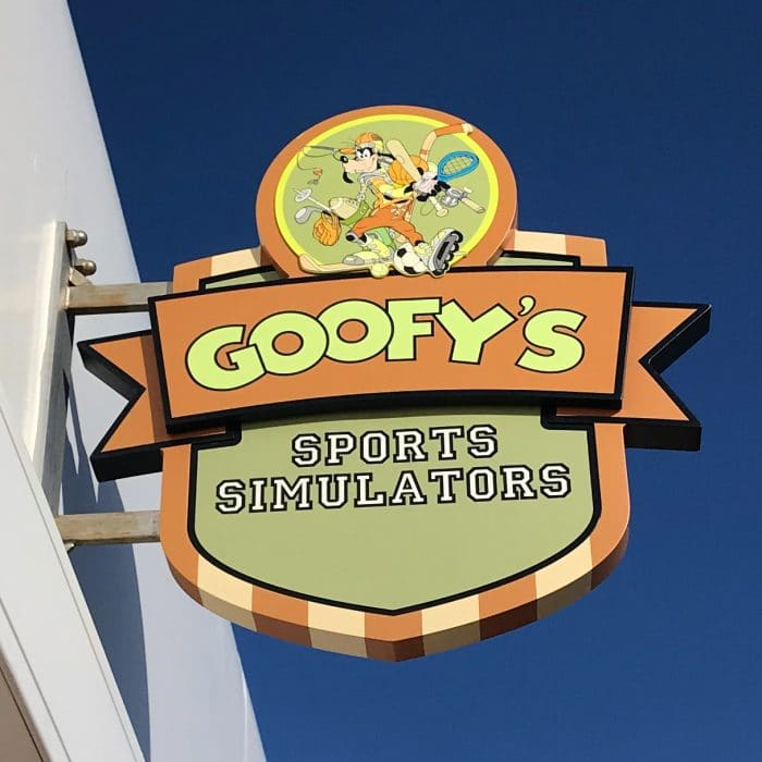 Goofy's Sports Simulator. What is really like on a Disney WDW Cruise. Answering questions about Disney Cruise and the Disney Dream. What to expect on a Disney Cruise. The Disney Cruise as a family of four!