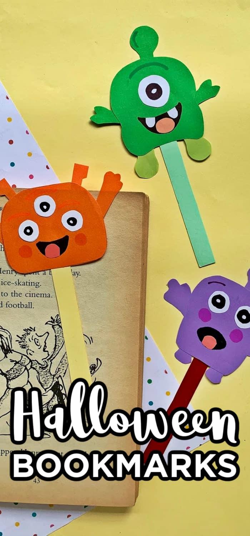 Alien Bookmarks