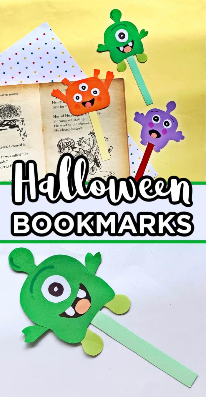 Bookmark Aliens