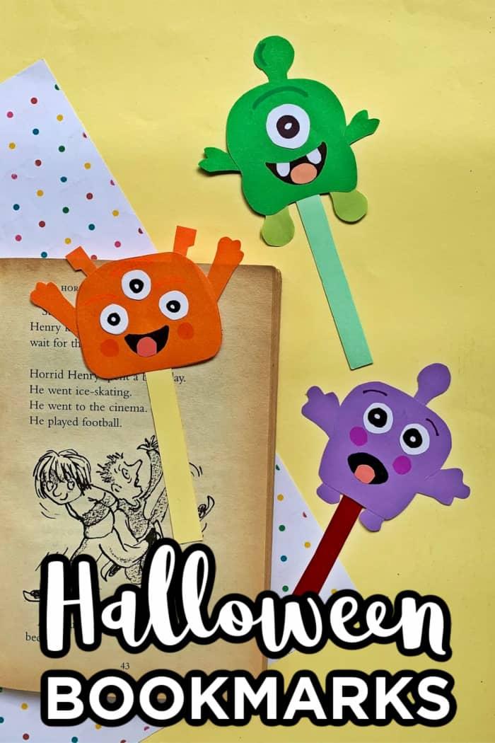 Alien Paper Puppet