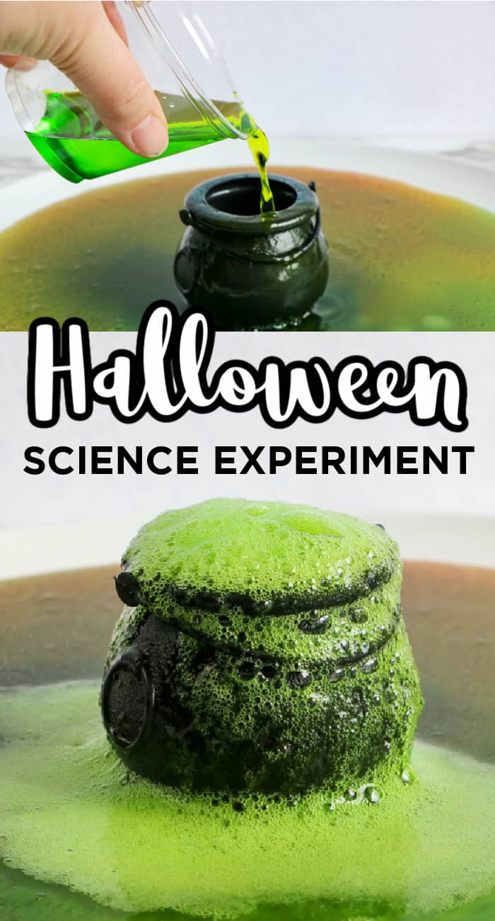 green science experiment