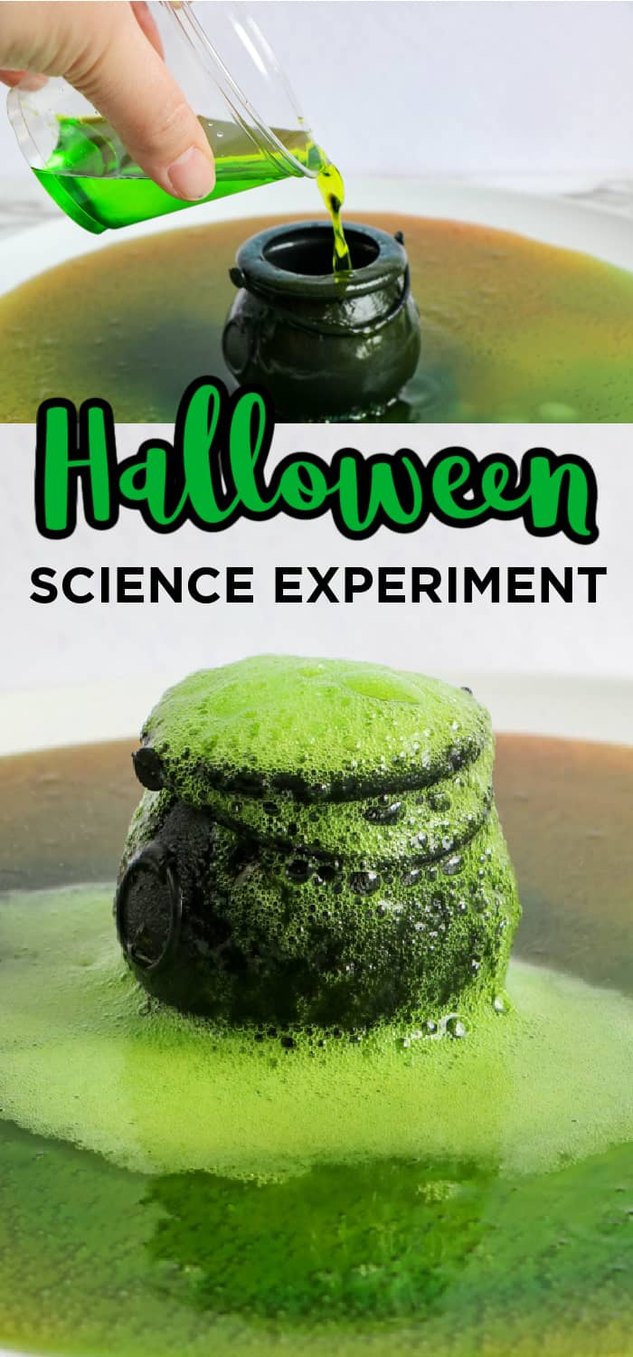 Halloween Science Experiment