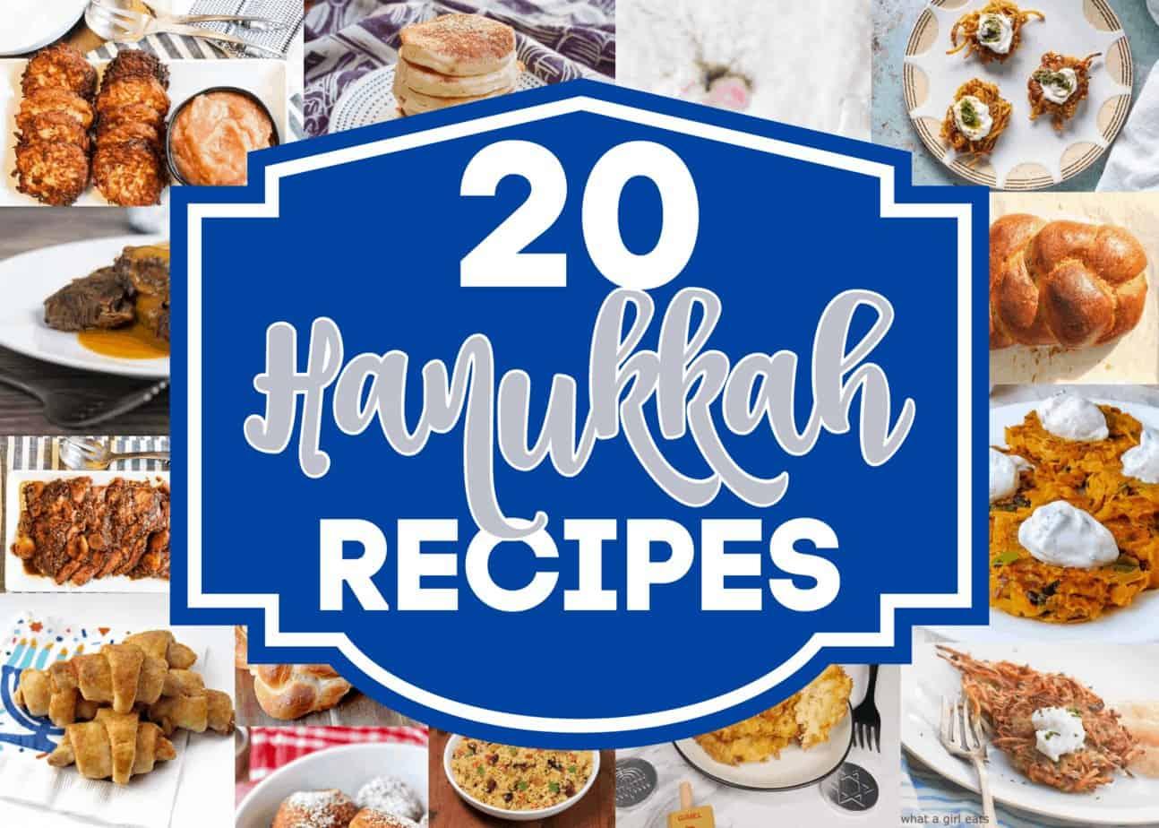 20 Hanukkah Recipes
