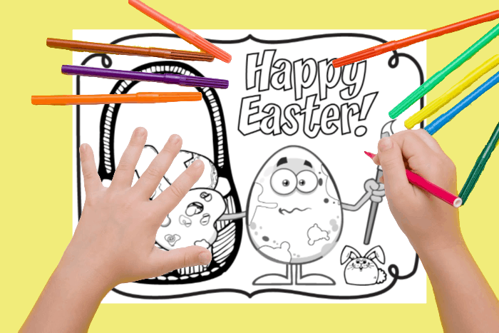 Kids Coloring Pages for kids