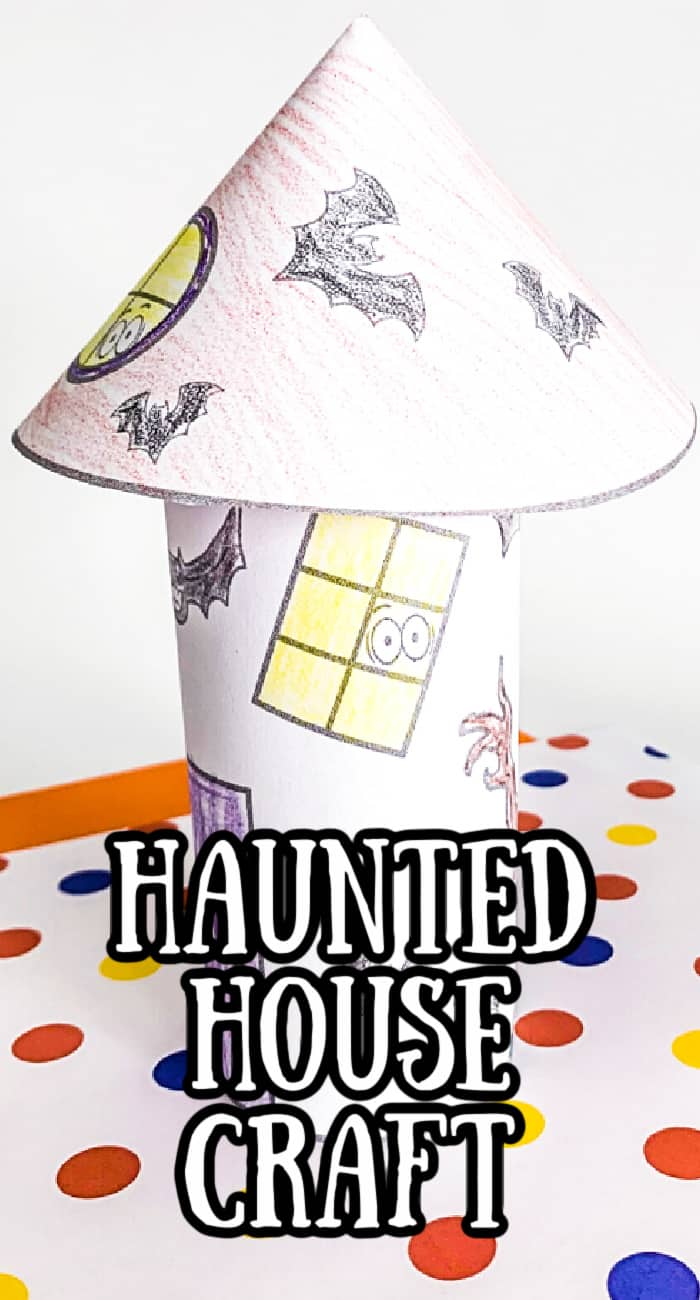 Haunted House Crafts