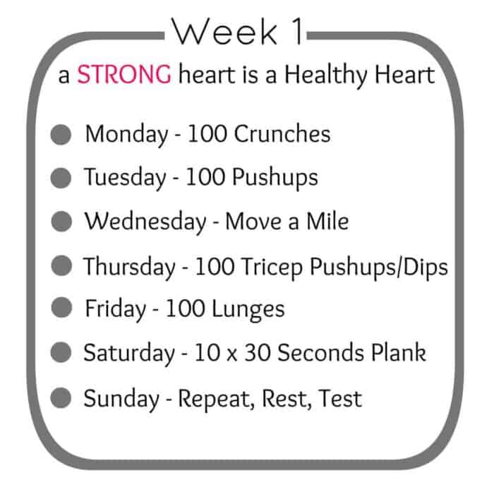 Heart-Healthy-Challenge-Week1