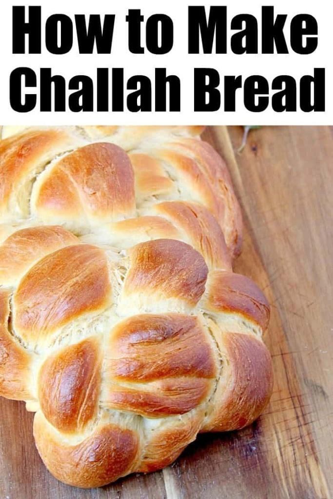 How to make Challah