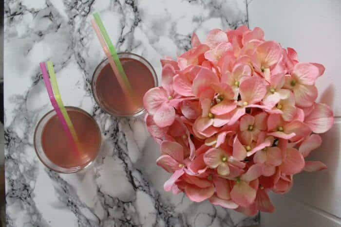 Bachelor In Paradies - Drink Series - Episode 1 | Vodka Pink Drink |Pink Paradise | www.madewithhappy.com