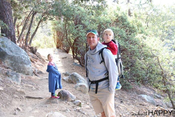 Idyllwild-Hiking