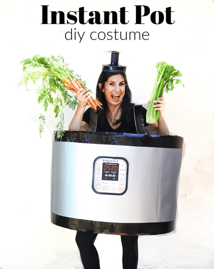 Funny Adult Costume Ideas. DIY Instant Pot Costume. Easy DIY Costumes for Halloween. Halloween Costume Ideas DIY. Do it yourself Halloween Costumes just in time for your costume party.Instant Pot