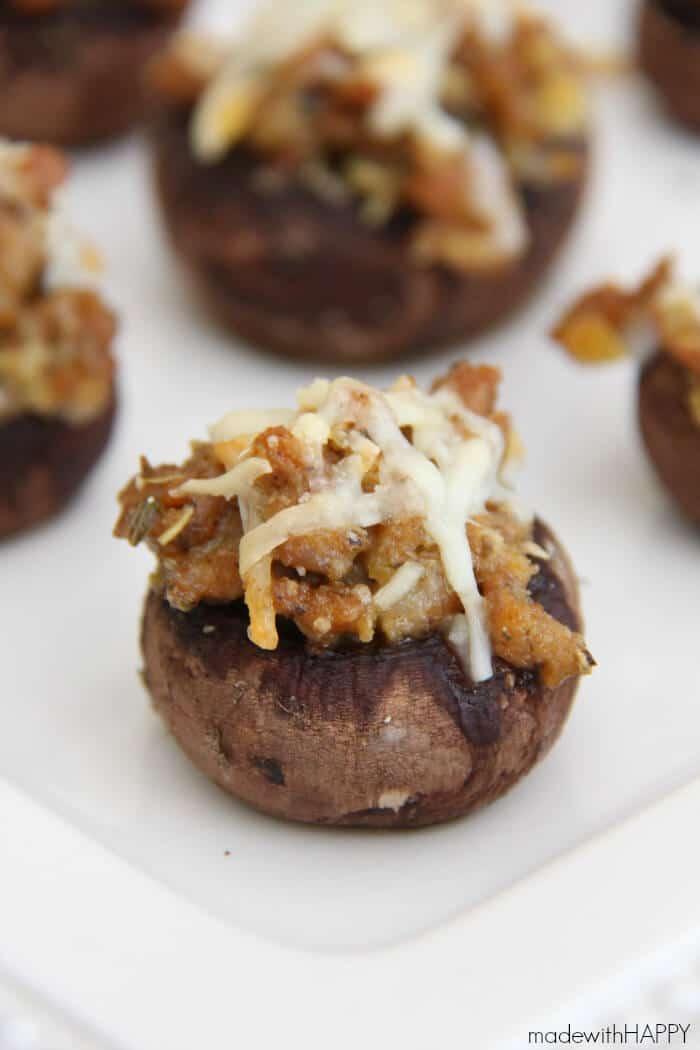 Italian-Sausage-Stuffed-Mushrooms-3