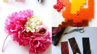 Kids Crafts from Around the World - Week 4