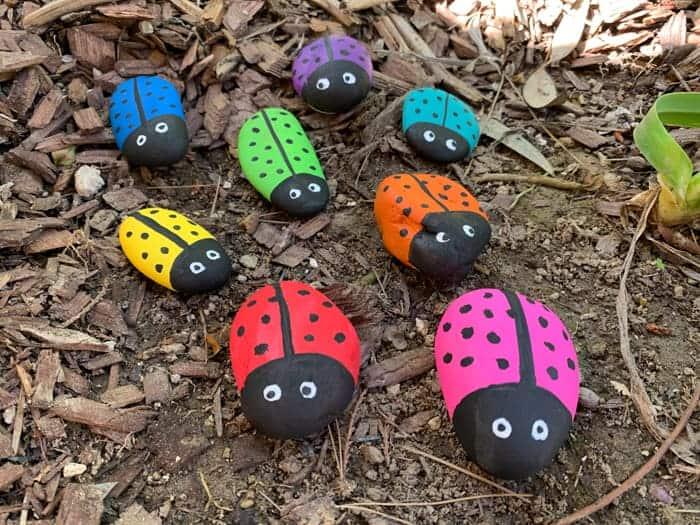 kids camping crafts