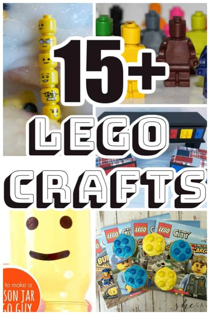 DIY Lego Crafts for Kids