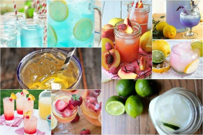33 Lemonade Recipes You'll Want to Try This Summer