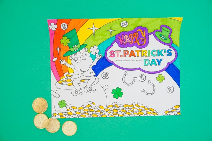 Leprechaun Printable