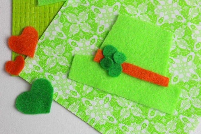 Leprechaun Craft -St. Patricks Day Craft