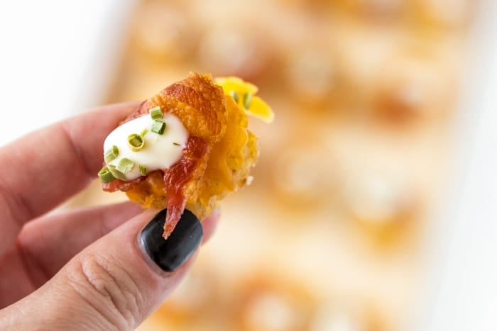 Finger Food Appetizer
