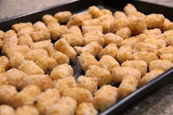 Tater Tot Appetizer Recipes are really simple to make since you really just have to start with a base of tater tots!