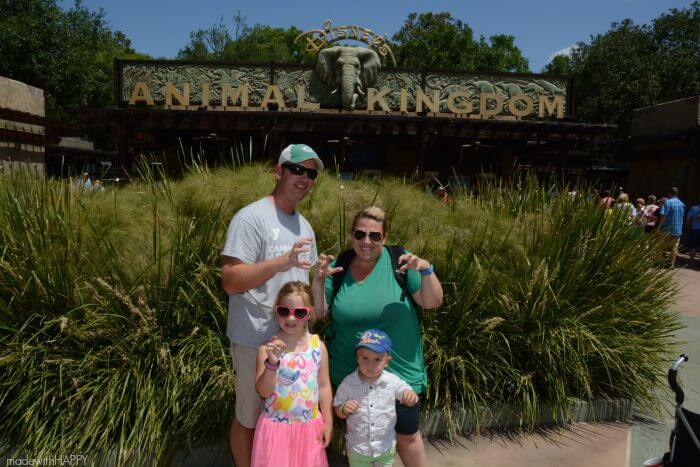 Disney's Animal Kingdom | Made with HAPPY goes to the happiest place on earth!