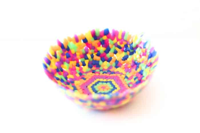 Microwave Bead Bowl