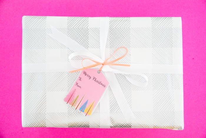 Gift with Gift Tag