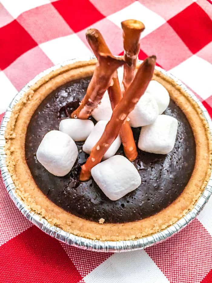 Mini Smore Pie