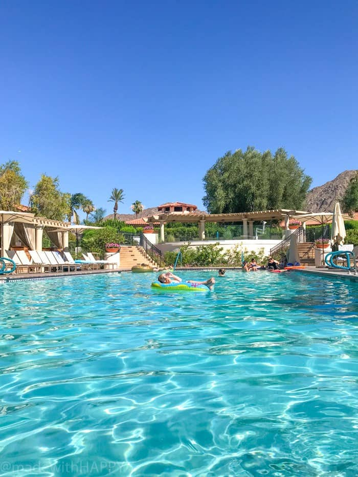 Pool Floatie Time. Looking for the fun Indian Wells resort for the family? Check out the Miramonte Resort & Spa located at the base of the Santa Rosa Mountains just minutes away from a ton of things to do in Palm Desert. Visiting Indian Wells Resort during the Summer. Fun Family friendly hotels in Palm Desert
