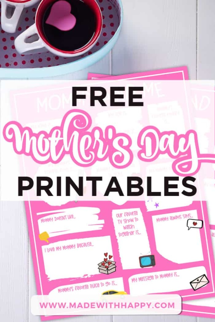 Free Mother's Day Printable Card