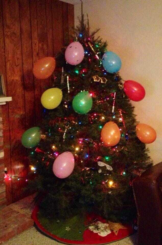 NYE Tree 2012