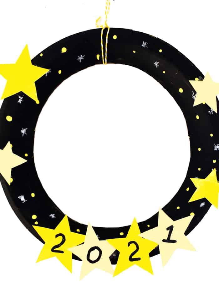 2021 star wreath