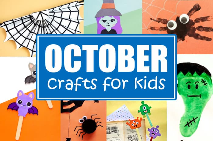 October Kids Crafts