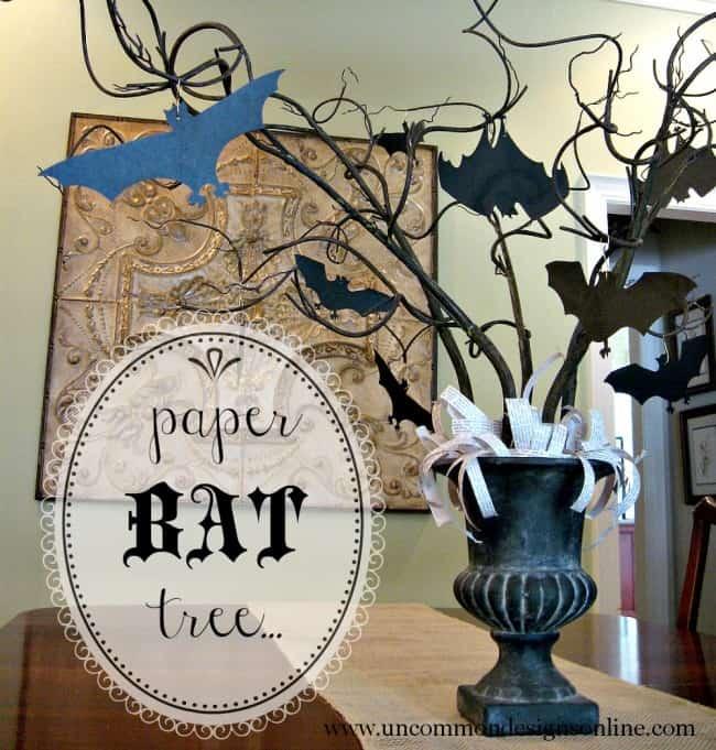 paper bat trees