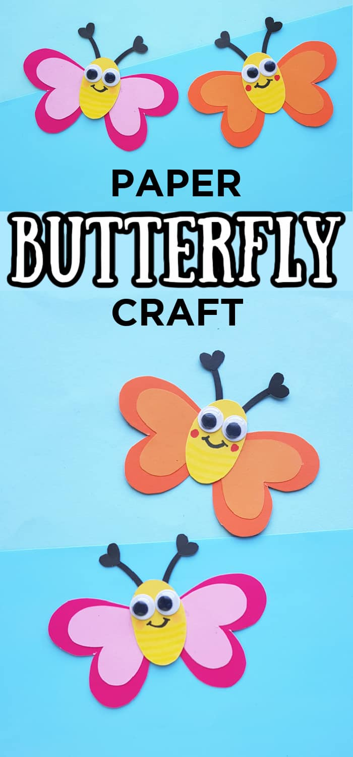butterfly template printable