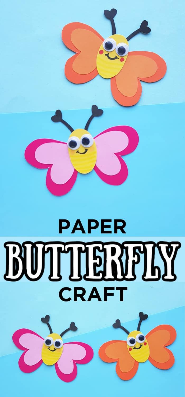 butterfly craft preschool